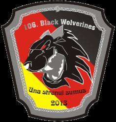 106. Black Wolverines